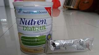 Nestle Nutren Diabetic 800g