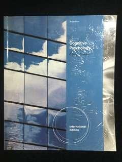 Cognitive psychology (3rd edition)
