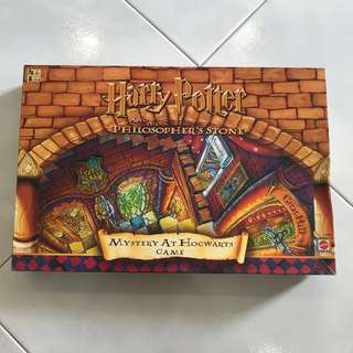 🚚 Harry Potter Board Game #Caroupay