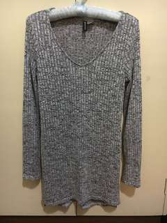 H&M Pullover dress