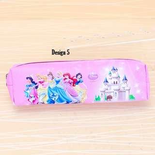🚚 PU Cartoon Pencil Case- Design 2