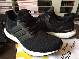 Adidas ultra boost core black 3.0