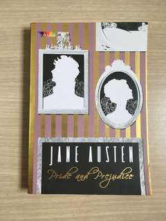 Pride & Prejudice by Jane Austen (bahasa Indonesia)