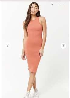 Forever21 Sleeveless Bodycon Dress