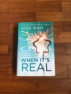 🚚 When It's Real Erin Watt