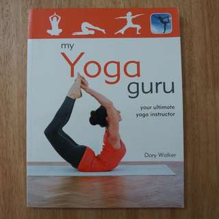 My Yoga Guru by Dory Walker