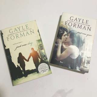 Gayle Forman Bundle