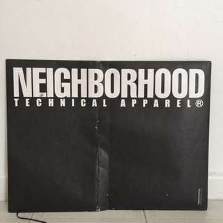 NEIGHBORHOOD TECHNICAL APPAREL Dust Bag