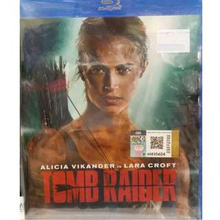 Tomb Raider Alicia Vikander Blu-ray