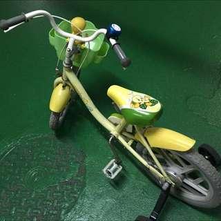 小朋友的腳踏車 Bicycle for kids