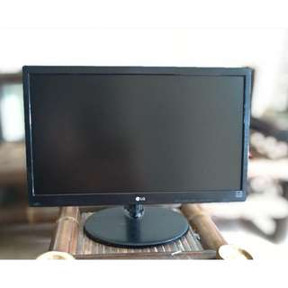 LED Monitor LG 20inch wide 20M38H / 20M38H-B