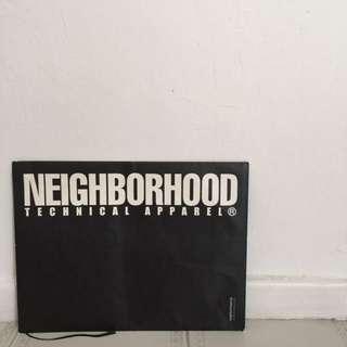 NEIGHBORHOOD TECHNICAL APPAREL Dust Bag