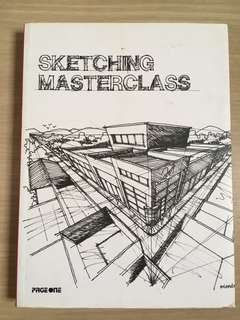 Sketching Masterclass - learn to sketch