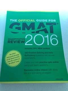 gmat quantative review 2016