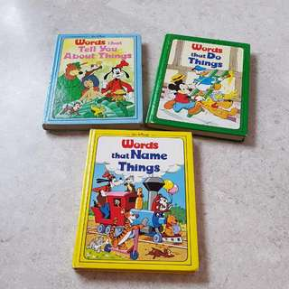 (PL) Walt Disney Educational Books