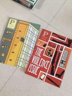 🚚 Present Perfect Magazines