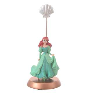 Japan Disneystore Disney Store Disney Princess Ariel the Little Mermaid Card Stand