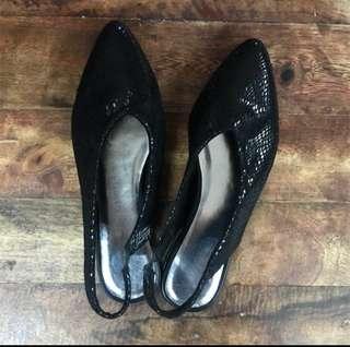Belle Slingback shoes