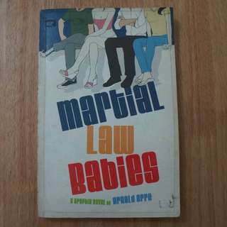 Martial Law Babies
