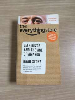 Jeff Bezos and the age of Amazon - autobiography