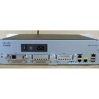 CISCO1941/K9 - Cisco ISR G2 1900 Series Router