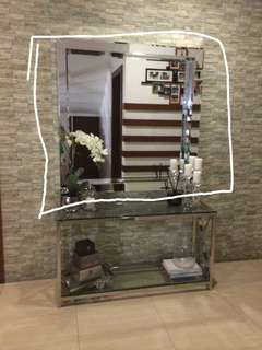 Antonio Mirror from store one