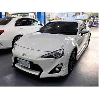 TOYOTA-FT86來店賞車議價