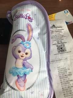 🚚 2018 香港帶回 迪士尼 史黛拉芭蕾兔 遮陽傘 雨傘