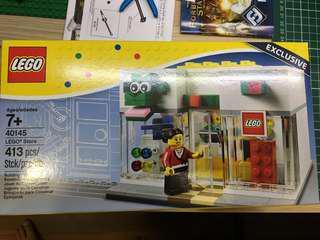 Lego exclusive -lego shop #40145