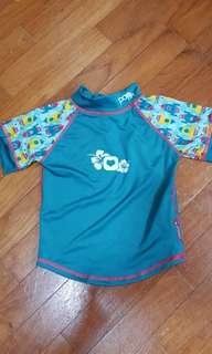 Pop In Swimming Vest and Swim Nappy
