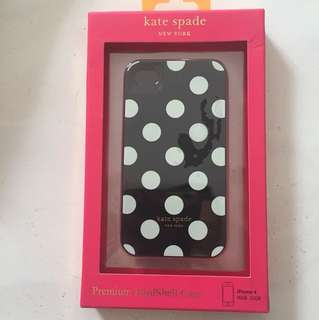Katespade iphone 4 case