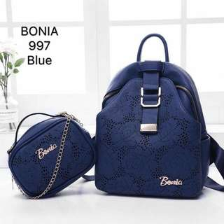 New arrival Bonia backpack