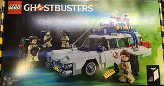 Lego Ideas - Ghostbuster car #21208
