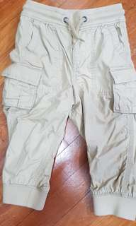 Baby Gap Khaki Trousers