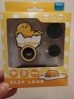 蛋黃哥廣角鏡 clip lens