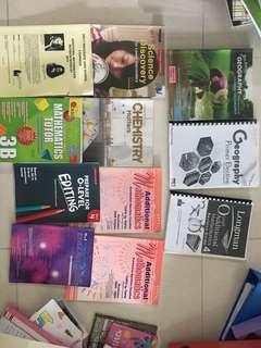 🚚 Secondary School Textbooks