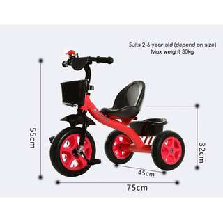 Tricycle for children