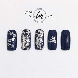 Gel Manicure + Design