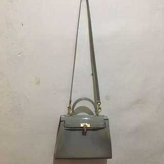 Jelly Bag Small - gray