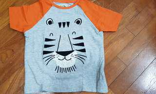 Mothercare Lion T-shirt