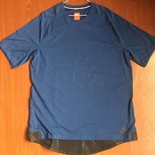 Preloved Auth Nike Longback Shirt