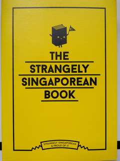 The Strangely Singaporean Book