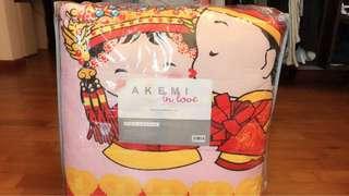Brand New Akemi Queen Comforter Set