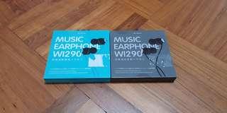WK design earphone