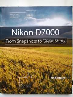 Nikon D7000-From snapshots to great shots