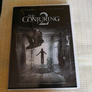 Dvd moive The Conjuring 2