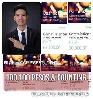 Alamin kung paano kumita ang Isang College Student katulad ko!