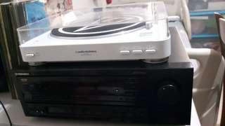 Amplifier & speakers