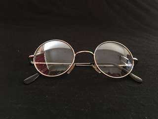 Small round eyeglasses (Never used)