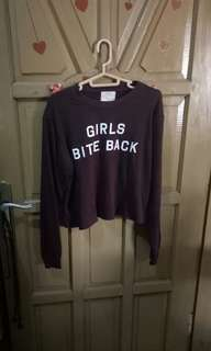 (REPRICE) Sweater Pull & Bear